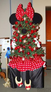 Christmas Minni Mouse