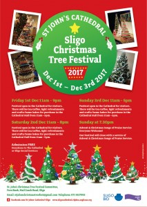 St Johns Christmas Tree Festival- Poster-01